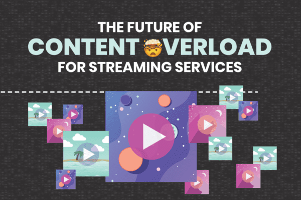 [Infographic] The Future of Content Overload for OTT Services